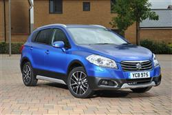Car review: Suzuki SX-4 S-CROSS (2013 - 2016)