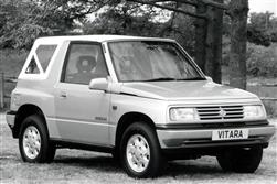 Car review: Suzuki Vitara (1988 - 2000)