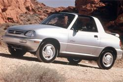 Car review: Suzuki X - 90 (1996 - 1998)
