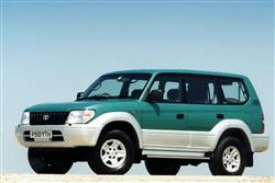 Car review: Toyota Land Cruiser Light Duty Series Colorado