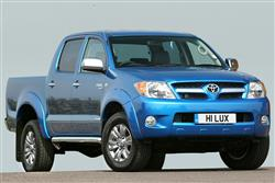 Car review: Toyota Hilux (2005 - 2012)