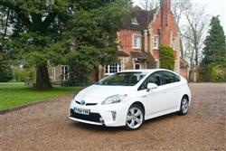 Car review: Toyota Prius (2009 - 2016)