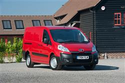 Car review: Toyota Proace (2012 - 2016)