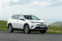 Car review: Toyota RAV4 Hybrid (2016 - 2018)