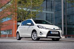 Car review: Toyota Yaris (2011 - 2014)