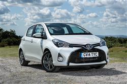 Car review: Toyota Yaris (2014 - 2017)