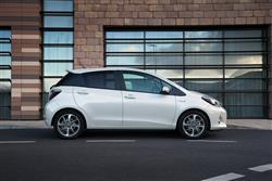 Car review: Toyota Yaris Hybrid (2012 - 2014)