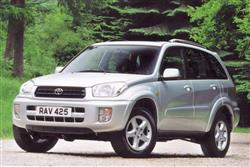 Car review: Toyota RAV4 (2000 - 2006)