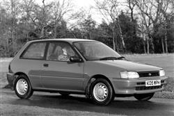 Car review: Toyota Starlet (1985 - 1999)