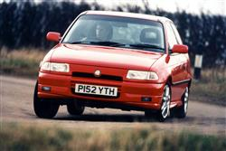 Car review: Vauxhall Astra (1991 - 1998)