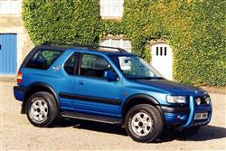 Car review: Vauxhall Frontera (1991 - 2004)