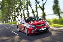 Car review: Vauxhall Ampera (2012 - 2015)