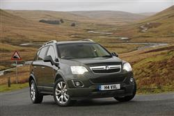Car review: Vauxhall Antara (2011 - 2016)