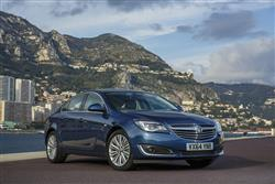 Car review: Vauxhall Insignia (2013 - 2017)