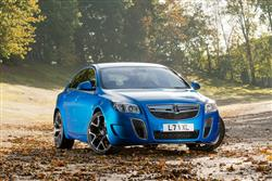 Car review: Vauxhall Insignia VXR (2009-2017)