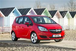 Car review: Vauxhall Meriva (2014 - 2018)
