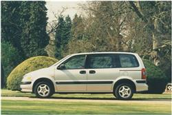 Car review: Vauxhall Sintra (1997 - 1999)