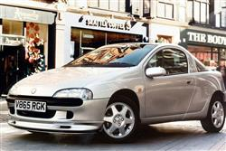 Car review: Vauxhall Tigra (1994 - 2001)