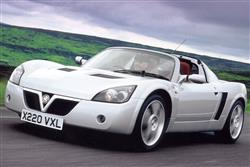 Car review: Vauxhall VX220 (2000 - 2006)