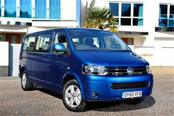 Car review: Volkswagen Caravelle (2003 - 2015)