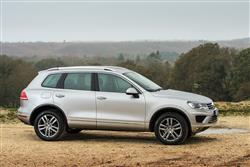 Car review: Volkswagen Touareg (2014 - 2017)