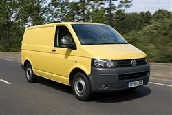 Car review: Volkswagen Transporter T5 van (2003 - 2015)