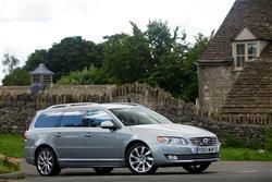Car review: Volvo V70 (2013 - 2016)