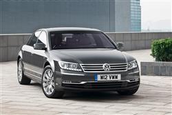 Car review: Volkswagen Phaeton (2010 - 2014)