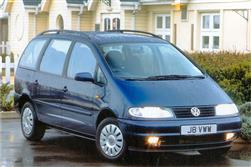Car review: Volkswagen Sharan (1995 - 2000)