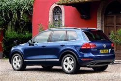 Car review: Volkswagen Touareg (2010 - 2014)