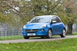 Car review: Vauxhall ADAM 1.0i Turbo 115PS