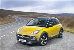 Car review: Vauxhall ADAM Rocks Air