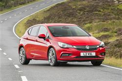 Car review: Vauxhall Astra