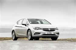 Car review: Vauxhall Astra 1.6 CDTi 110PS ecoFLEX