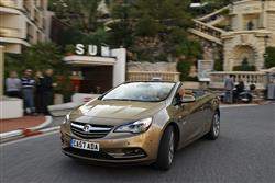 Car review: Vauxhall Cascada 1.6 SIDI Turbo
