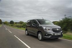 Van review: Vauxhall Combo