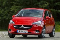 Car review: Vauxhall Corsa