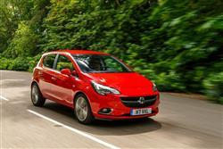 Car review: Vauxhall Corsa SRi 1.4 Turbo EcoFLEX