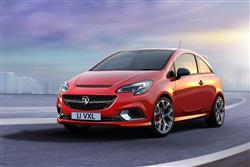 Car review: Vauxhall Corsa GSi