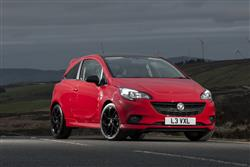 Car review: Vauxhall Corsa Limited Edition