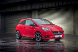 Car review: Vauxhall Corsa Red Edition