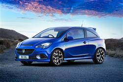Car review: Vauxhall Corsa VXR