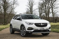 Car review: Vauxhall Grandland X
