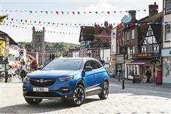 Car review: Vauxhall Grandland X 1.2 Turbo