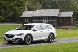 Car review: Vauxhall Insignia Country Tourer