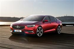 Car review: Vauxhall Insignia Grand Sport