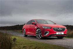 Car review: Vauxhall Insignia GSi
