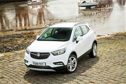 Car review: Vauxhall Mokka X
