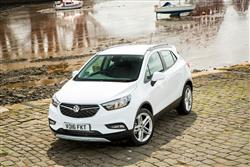 Car review: Vauxhall Mokka X 1.6 CDTi