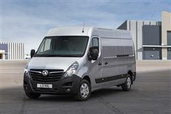 Van review: Vauxhall Movano